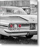 1960 Chevy Impala   7d08509 Metal Print