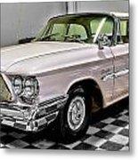 1960 Chrysler Windsor Metal Print
