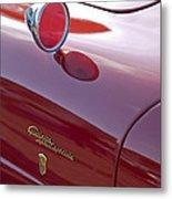 1961 Alfa Romeo Giulietta Sprint Speciale Emblem Metal Print