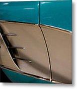 1961 Chevrolet Corvette Metal Print