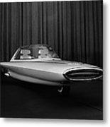 1961 Ford Tyron Metal Print