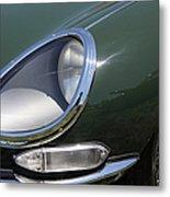 1961 Jaguar Xke Roadster 5d23322 Metal Print