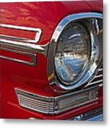 1962 Chevrolet Nova Metal Print