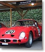 1962 Ferrari 250 Gto  Metal Print