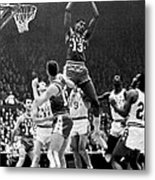 1962 Nba All-star Game Metal Print