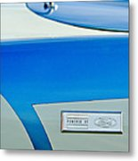 1962 Shelby Cobra 289 Ford Emblem Metal Print