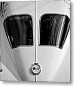 1963 Chevrolet Corvette Split Window -399bw Metal Print
