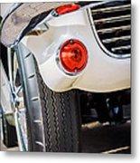 1963 Chevrolet Corvette Split Window Grille -209c Metal Print