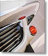1963 Chevrolet Corvette Split Window Grille -221c Metal Print