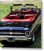 1963 Ford Futura Convertible Metal Print