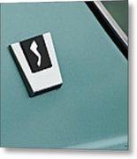 1963 Studebaker Avanti Emblem Metal Print
