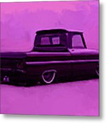 1964 Chevy Low Rider Metal Print