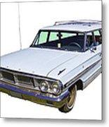 1964 Ford Galaxy Country Sedan Stationwagon Metal Print