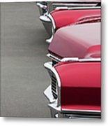 1965 Cadillac Deville Convertible Coupe Metal Print