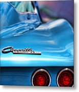 1965 Chevrolet Corvette Stingray Metal Print