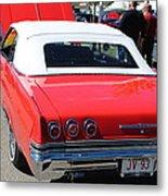1965 Chevrolet Impala Metal Print