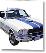 1965 Gt350 Mustang Muscle Car Metal Print