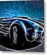 1965 Shelby Cobra - 4 Metal Print