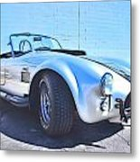 1965 Shelby Cobra - 5 Metal Print