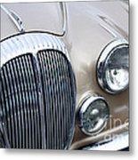 1966 Daimler Mk2 Saloon Metal Print