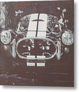 1966 Ford 427 Shelby Cobra/venom   Metal Print