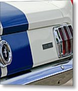 1966 Shelby Gt 350 Taillight Metal Print