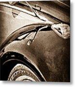 1966 Volkswagen Vw Metal Print