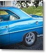1967 Chevrolet Nova Super Sport  Metal Print