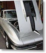 1967 Chevy Corvette Metal Print
