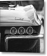 1967 Chevy Corvette Stingray Metal Print