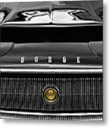 1967 Dodge Charger Metal Print