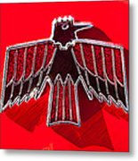 1967 Pontiac Firebird Emblem Metal Print