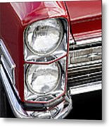1968 Cadillac Deville You Looking At Me Metal Print