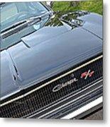 1968 Dodge Charger Metal Print