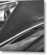 1968 Dodge Charger Rt Metal Print