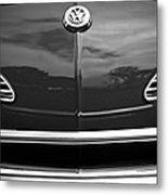 1968 Volkswagen Karmann Ghia Convertible Metal Print