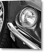 1969 Ford Mustang Mach 1 Front End Metal Print by Jill Reger