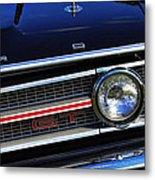1969 Ford Torino Gt Metal Print