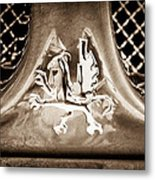1969 Iso Grifo Emblem Metal Print