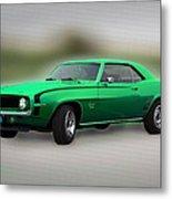 1969 L89 Camaro Metal Print