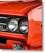 1969 Pontiac Gto The Judge Metal Print