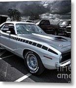1970 Aar Barracuda Metal Print