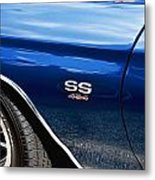 1970 Chevy Chevelle 454 Ss  Metal Print