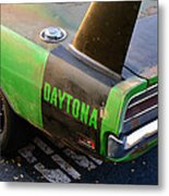 1970 Dodge Daytona Charger Metal Print