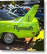 1970 Plymouth Road Runner Hemi Super Bird  Metal Print
