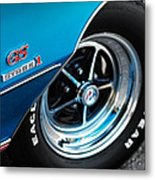 1971 Buick Gs Stage 1 Metal Print