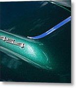 1971 Chevy Corvette 454 Metal Print
