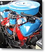 1976 Ford 390 Ci Trailer Special Pu Truck Metal Print