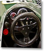 1977 Tiga Interior-class Open Wheel Metal Print
