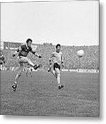 1978 All Ireland Football Final Metal Print
